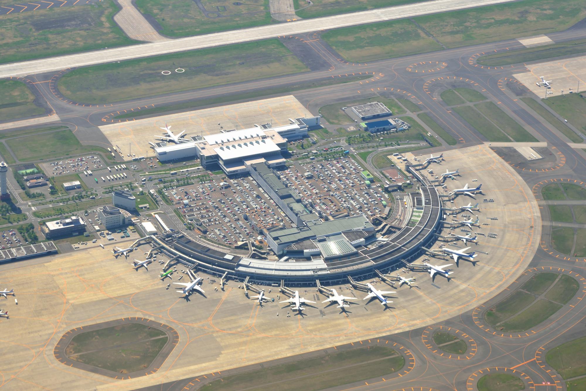 JALの新千歳空港の出発ロビー・到着ロビーはどこにある?