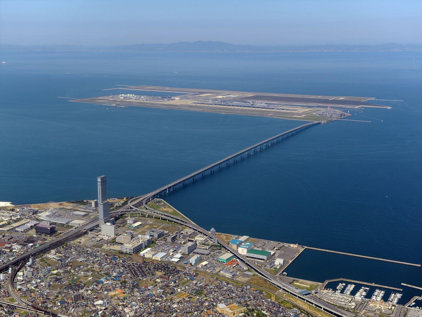 関西国際空港 空撮