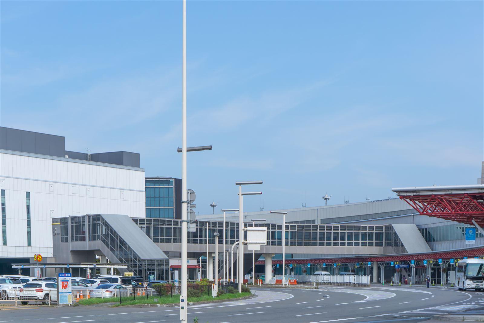 新千歳空港国内線ターミナル