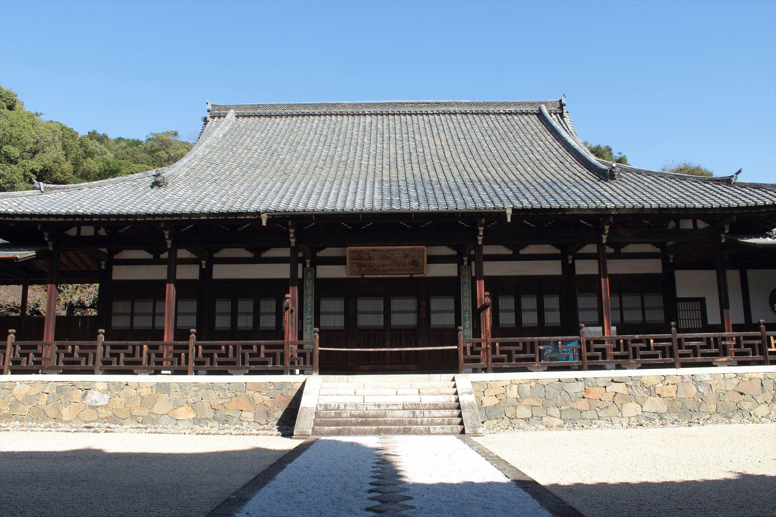 京都の萬福寺