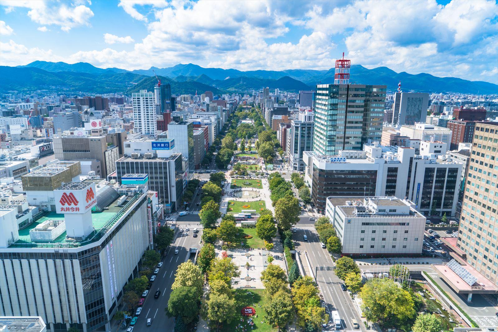 写真を撮るならココ!札幌の絶好の写真スポット11選 | エアトリ ...