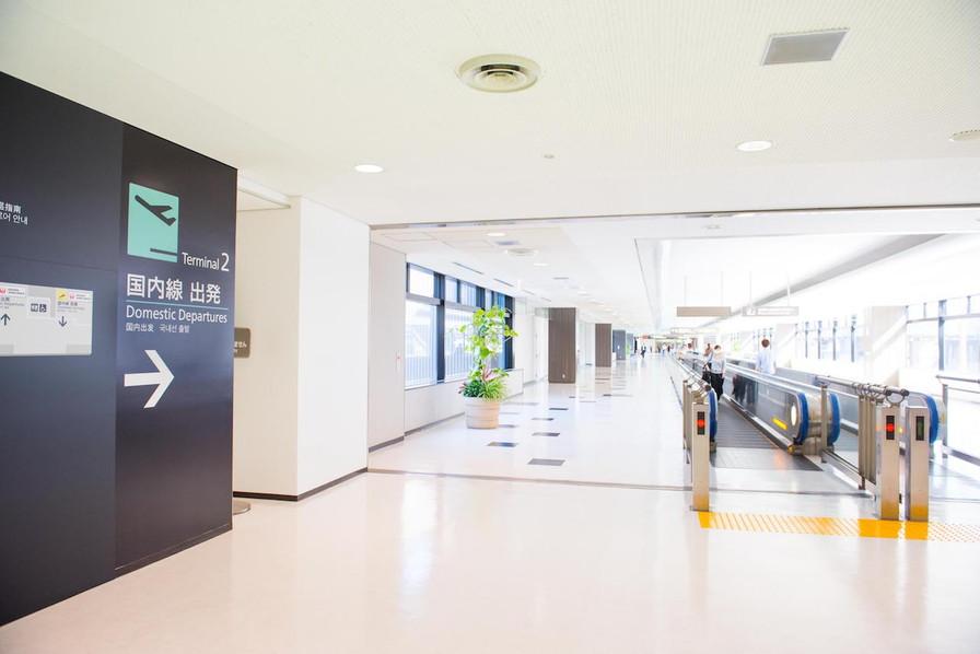 成田空港第二ターミナル道順11