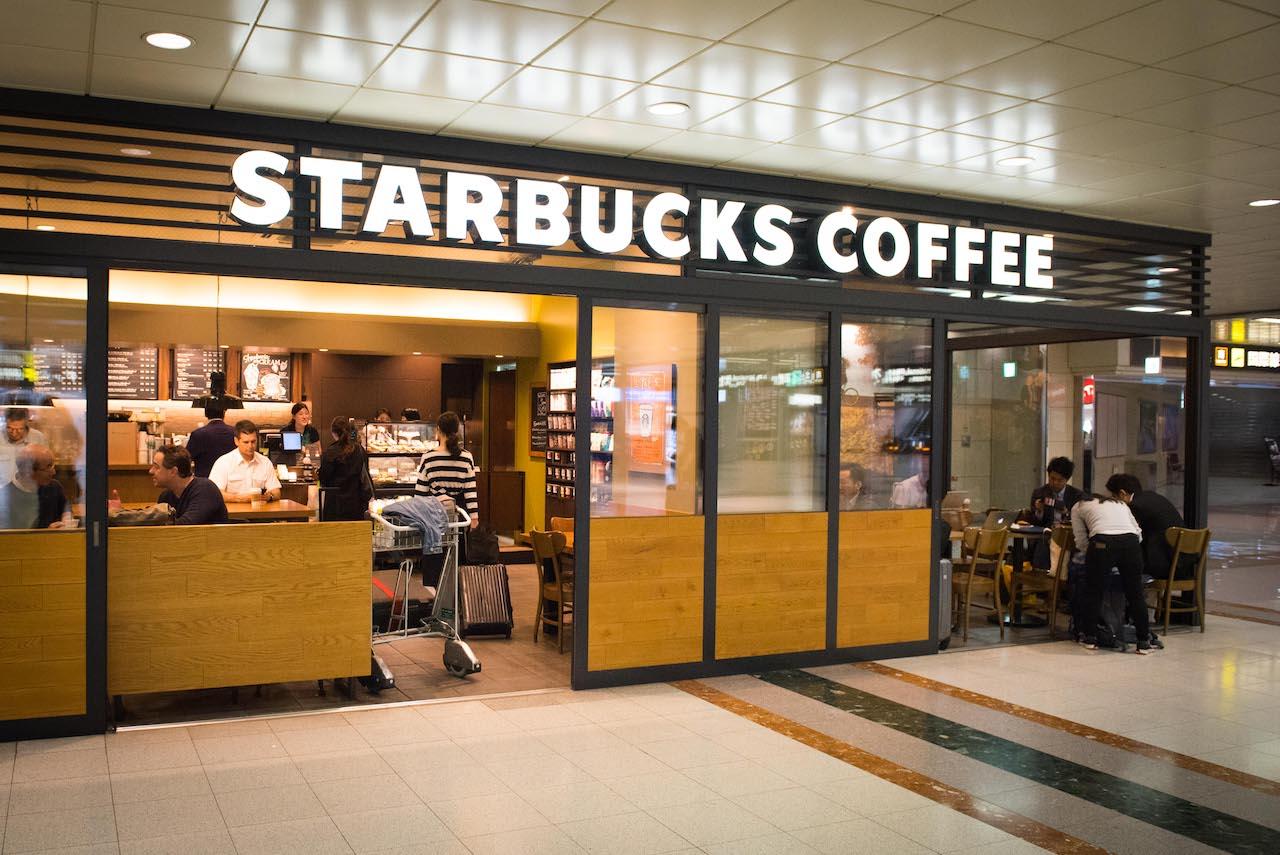 スターバックスコーヒー(成田空港店)
