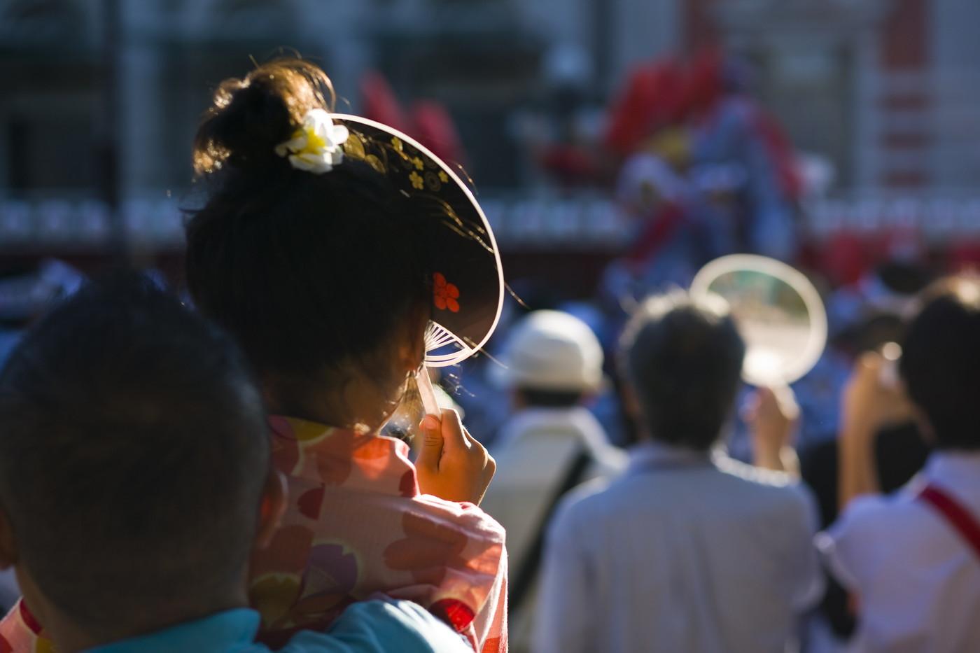 熊谷うちわ祭(埼玉県)