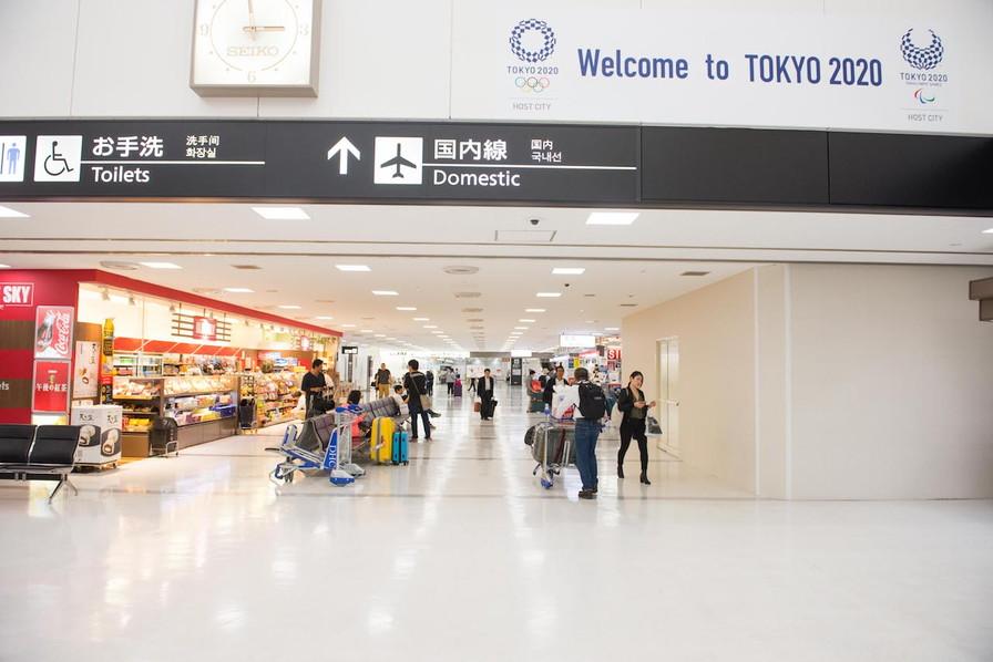 成田空港第二ターミナル道順7