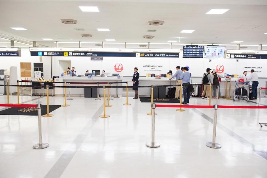 成田空港第二ターミナル道順9