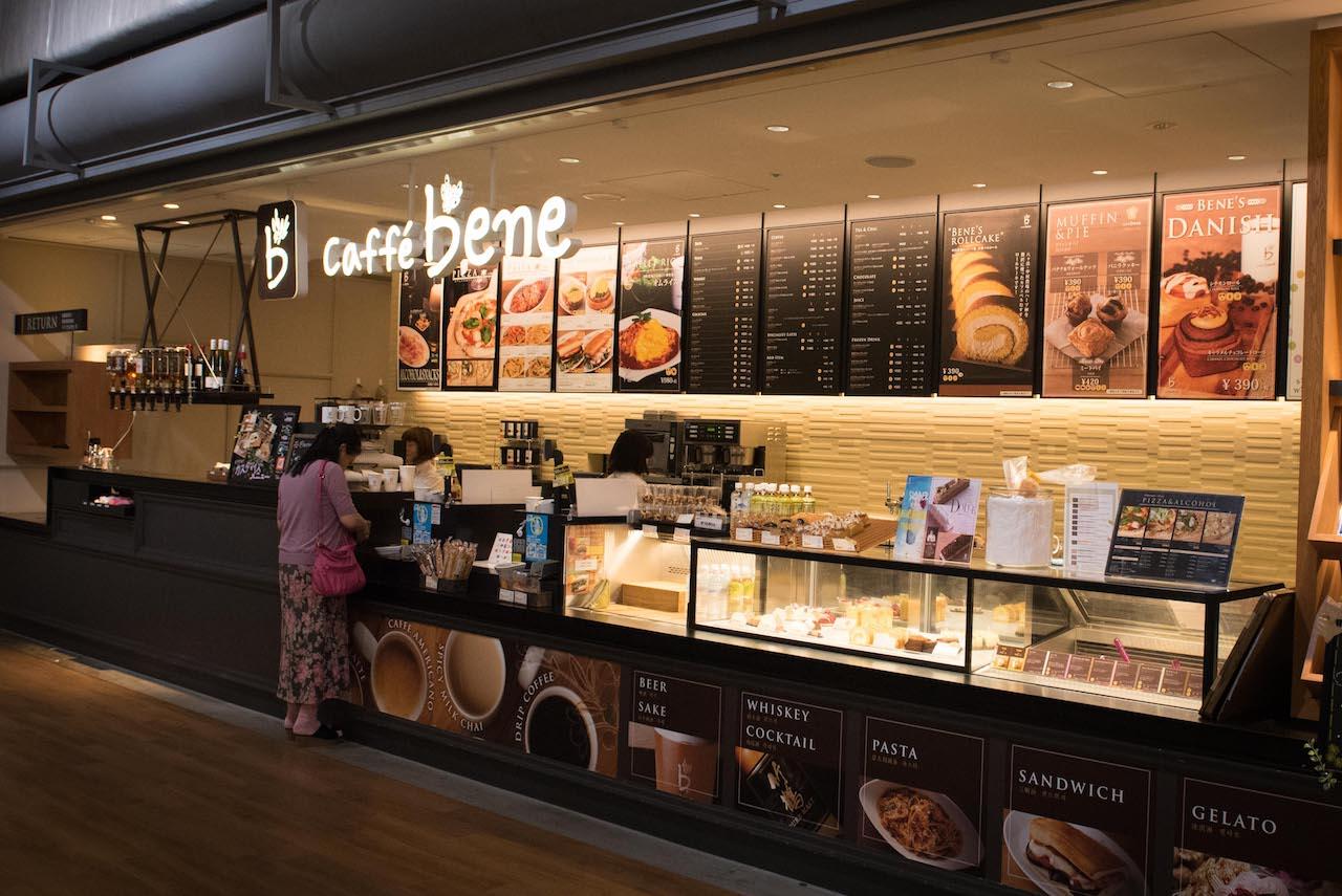 カフェベネ(成田空港 第3ターミナル2F店)