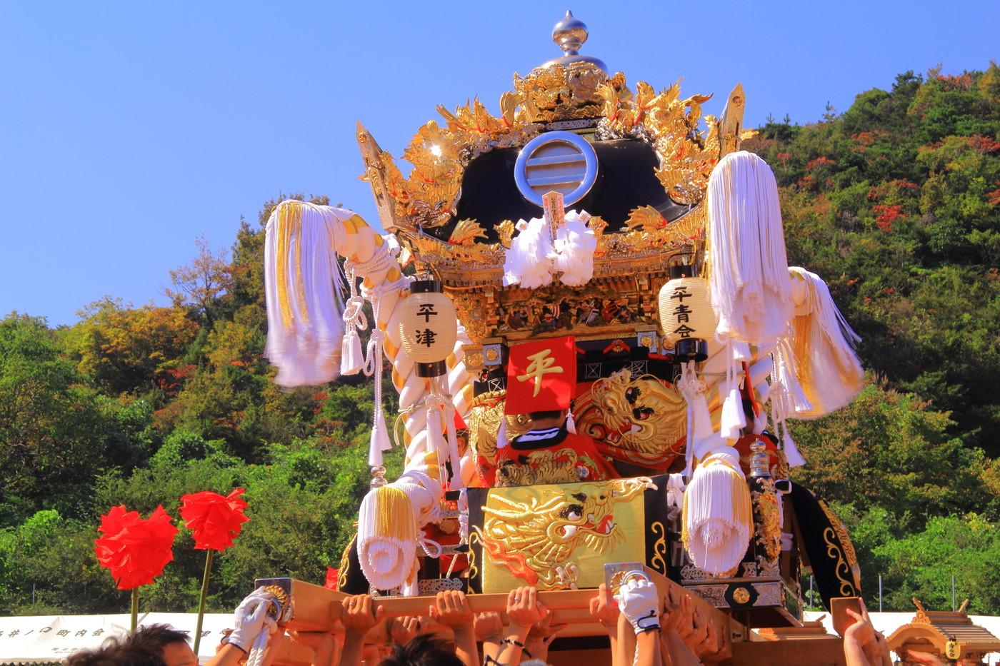 祭りの画像