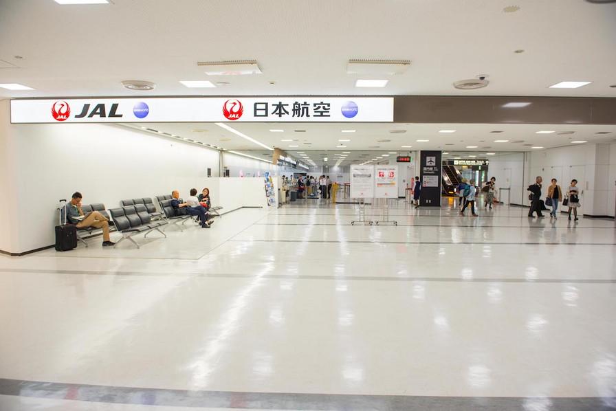 成田空港第二ターミナル道順8
