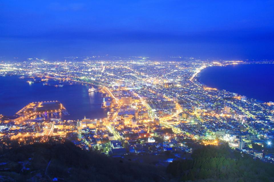 函館市内の画像