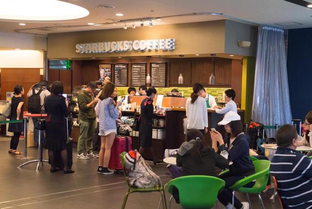 スターバックスコーヒー(成田空港第2ターミナル店 )