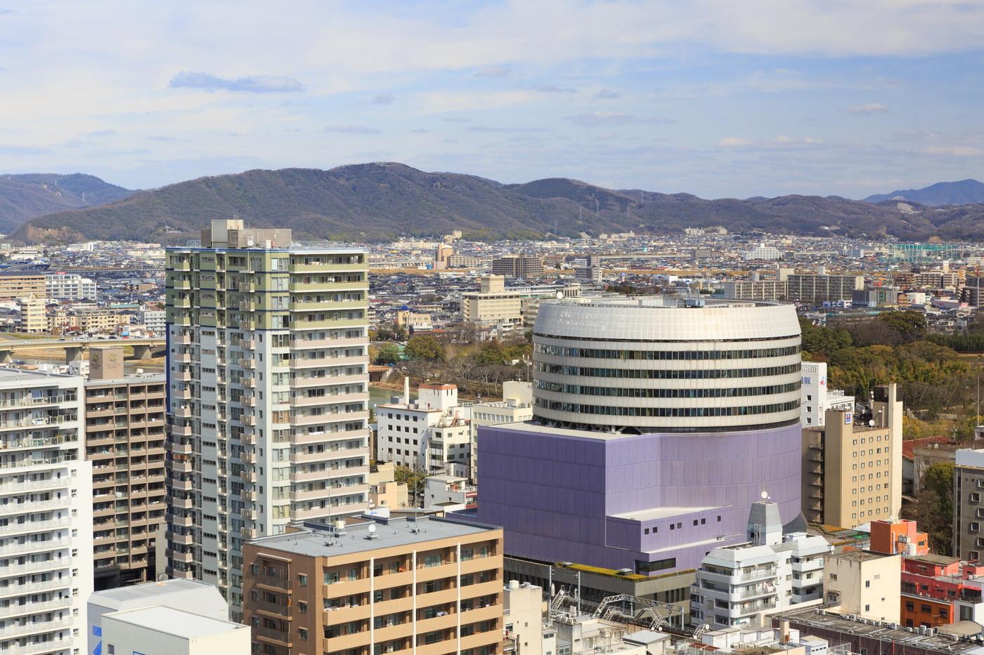 岡山市内の画像