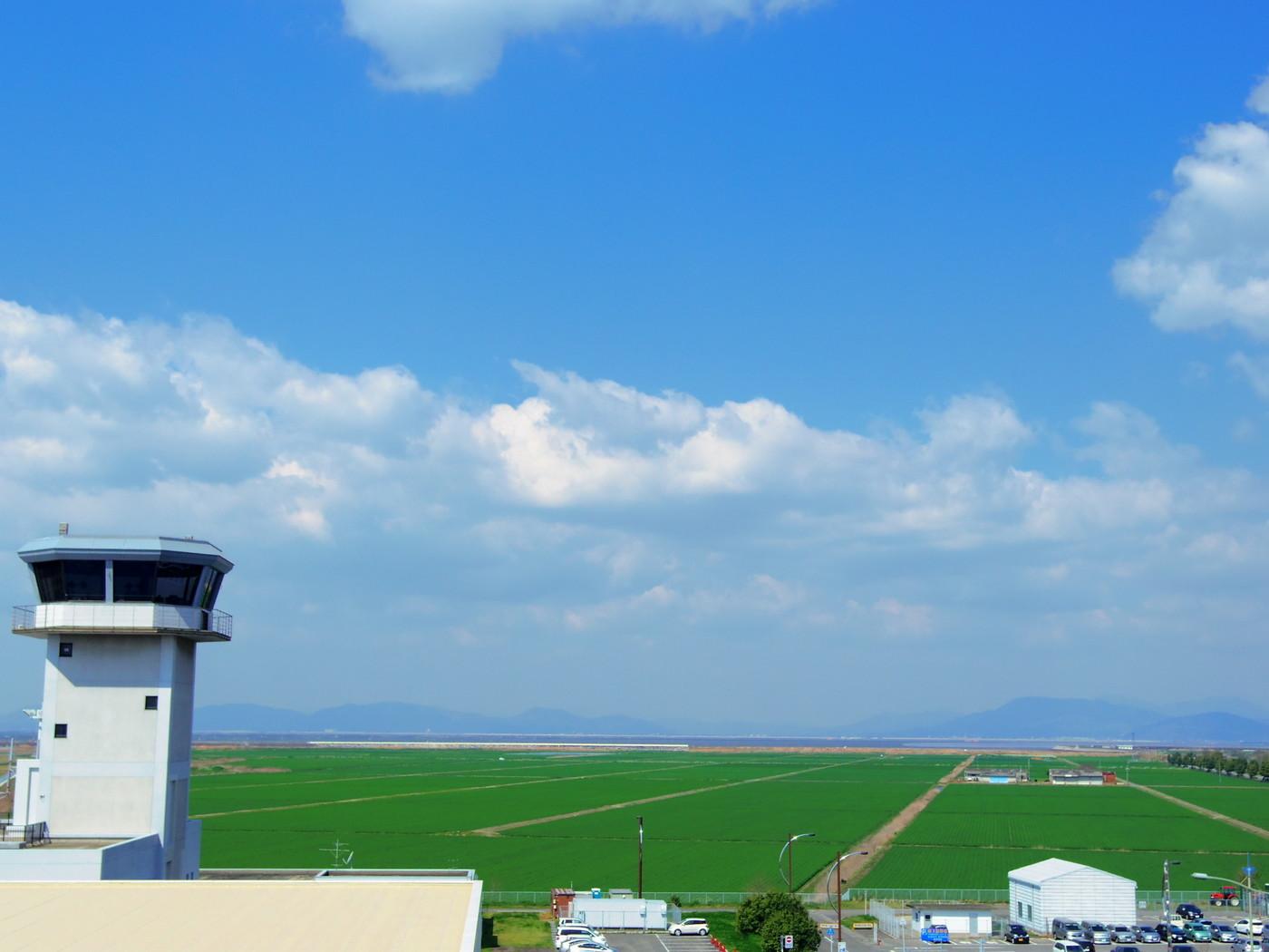 佐賀空港の画像