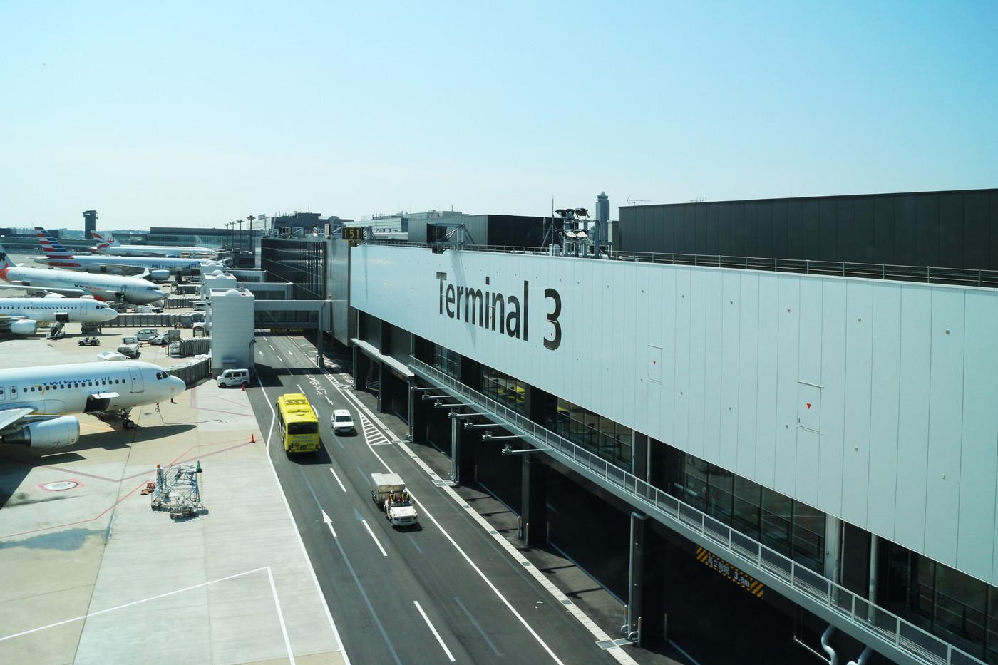 成田空港第三ターミナルの画像