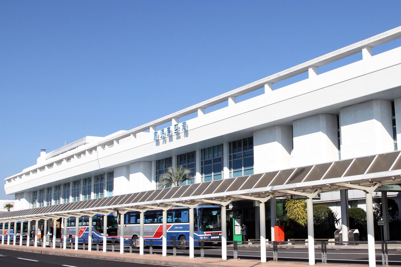 鹿児島空港の画像