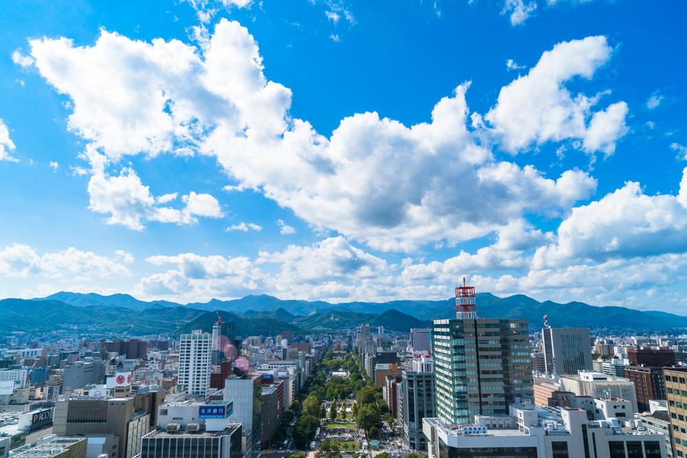 札幌市内の画像