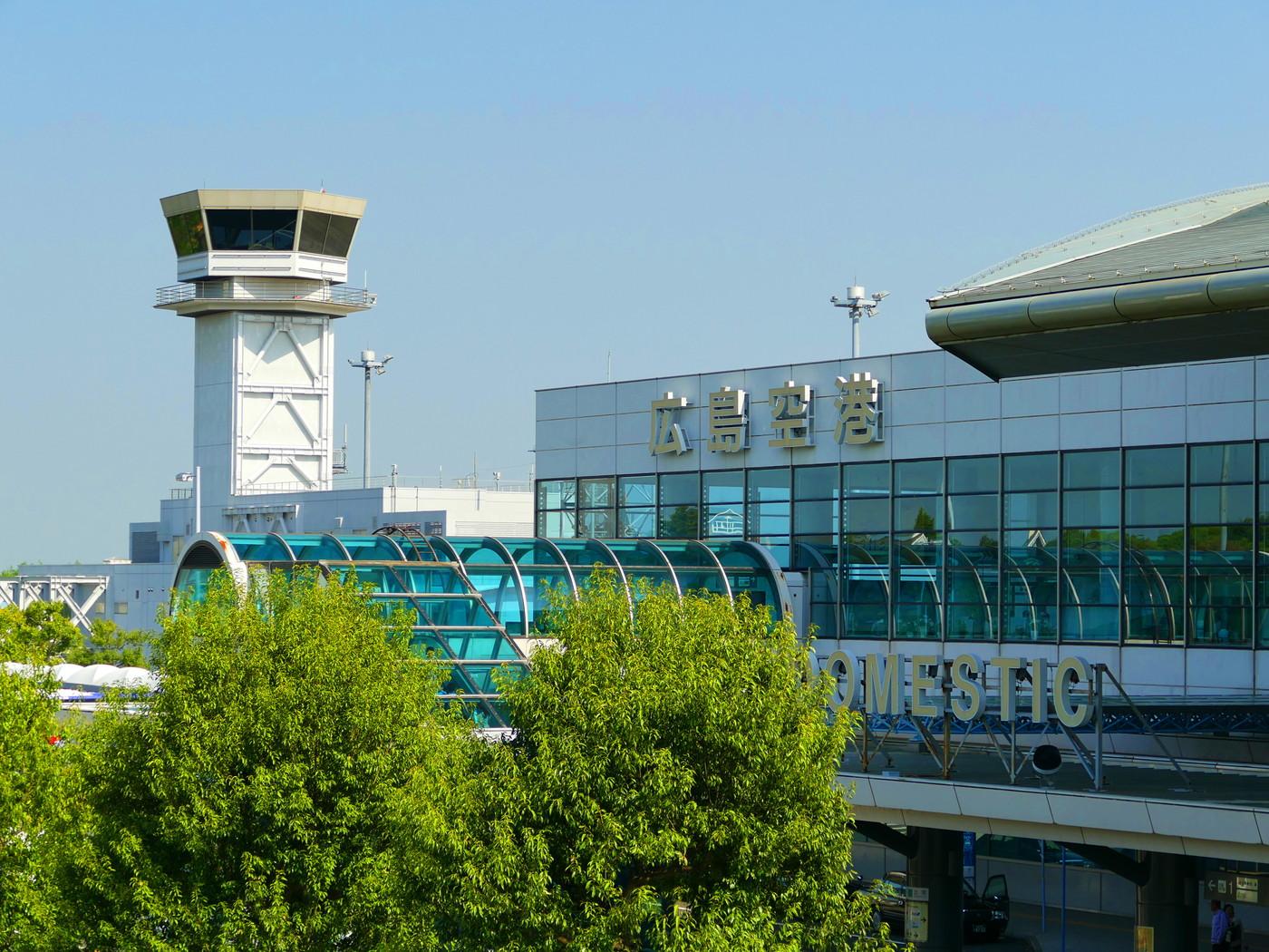 広島空港の画像