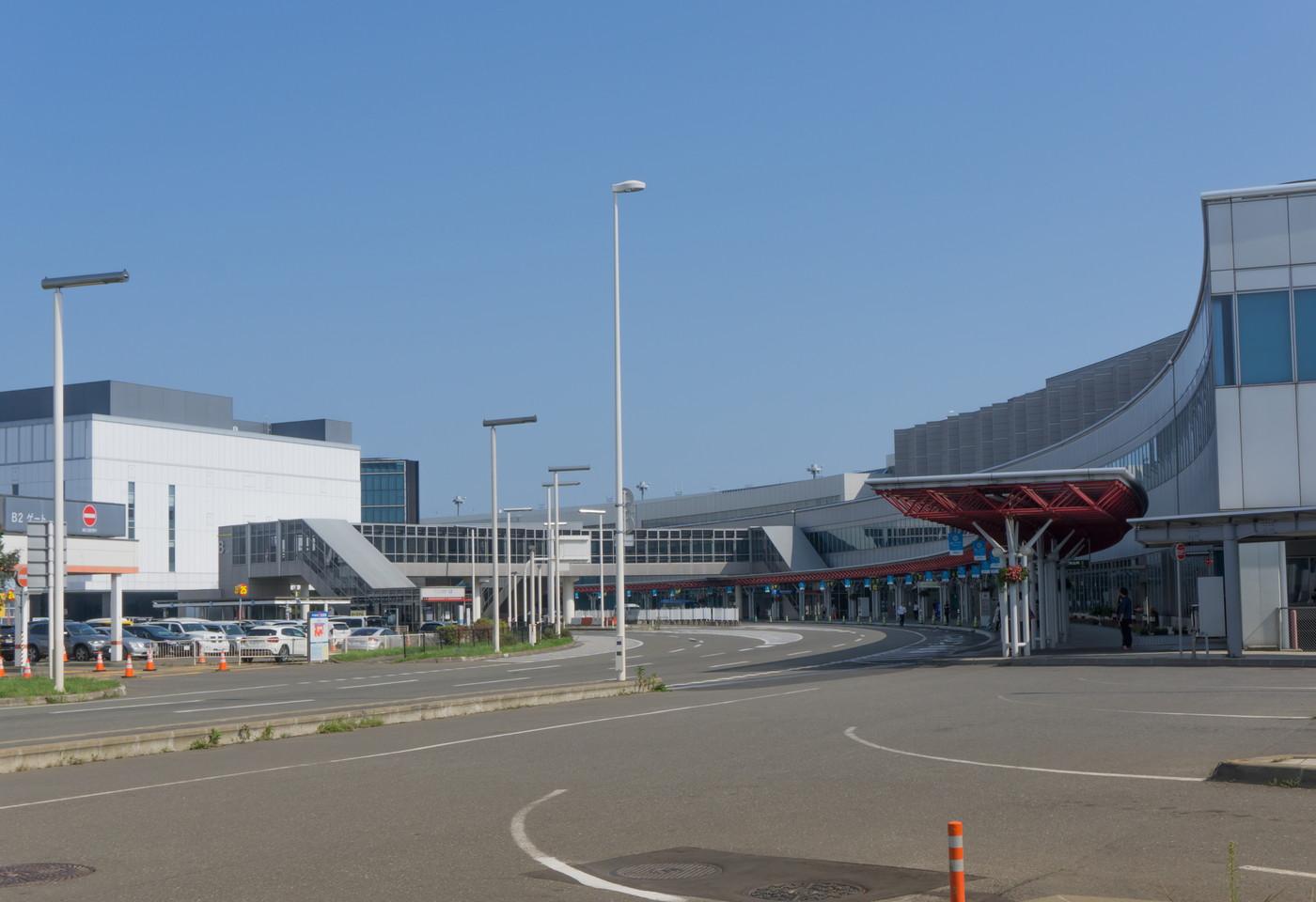 新千歳空港の画像