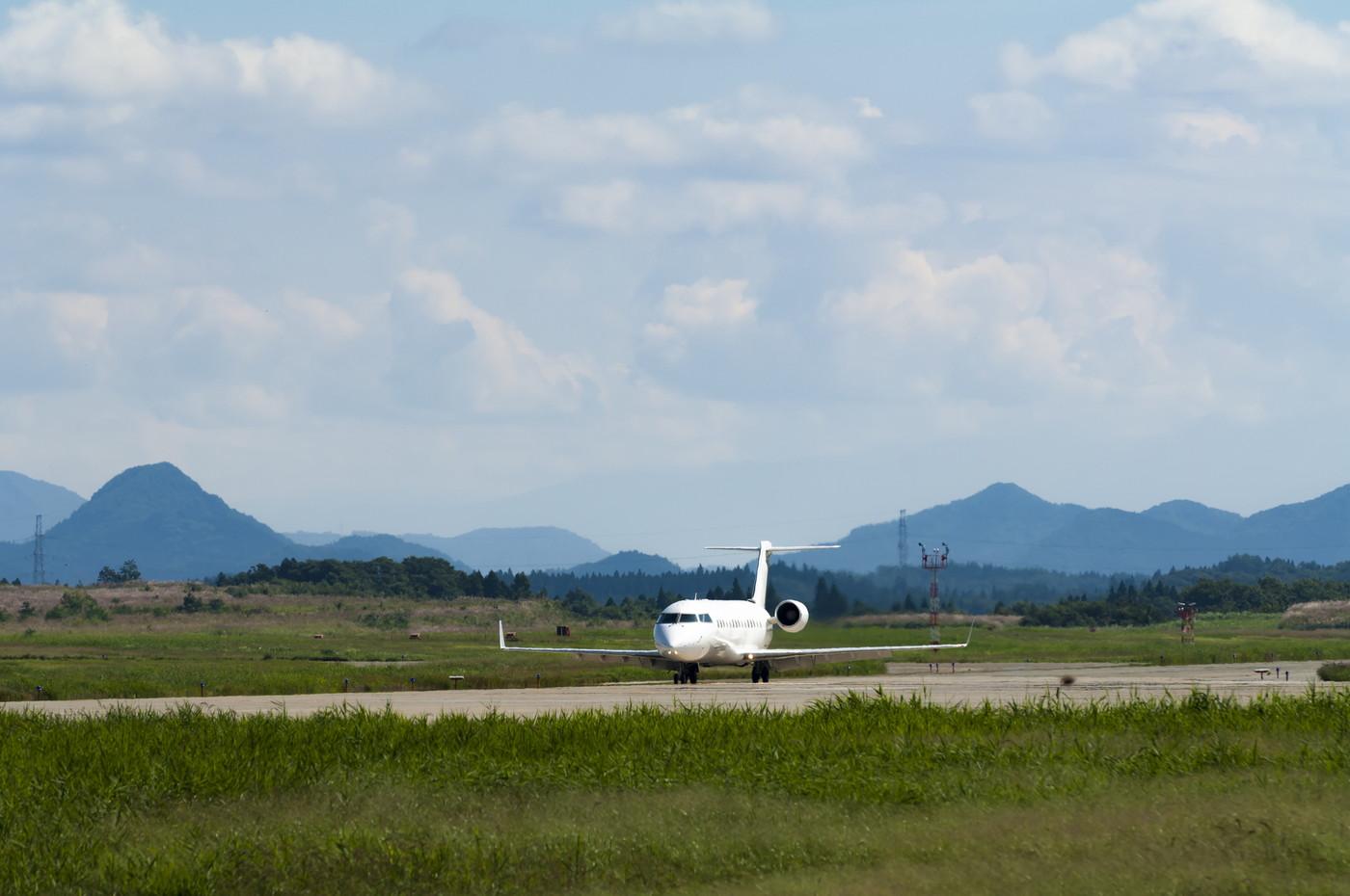 秋田空港の画像