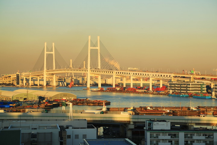 横浜ベイブリッジ(神奈川県)