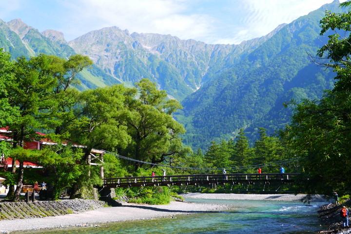 河童橋(長野県)