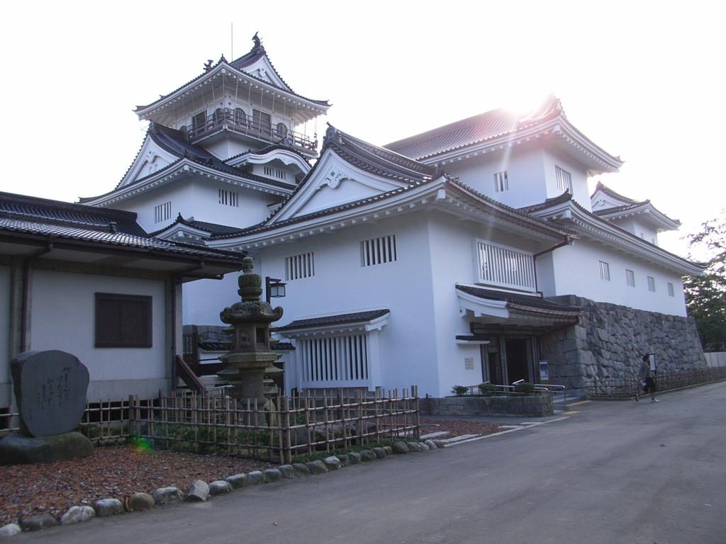 富山市郷土博物館富山城