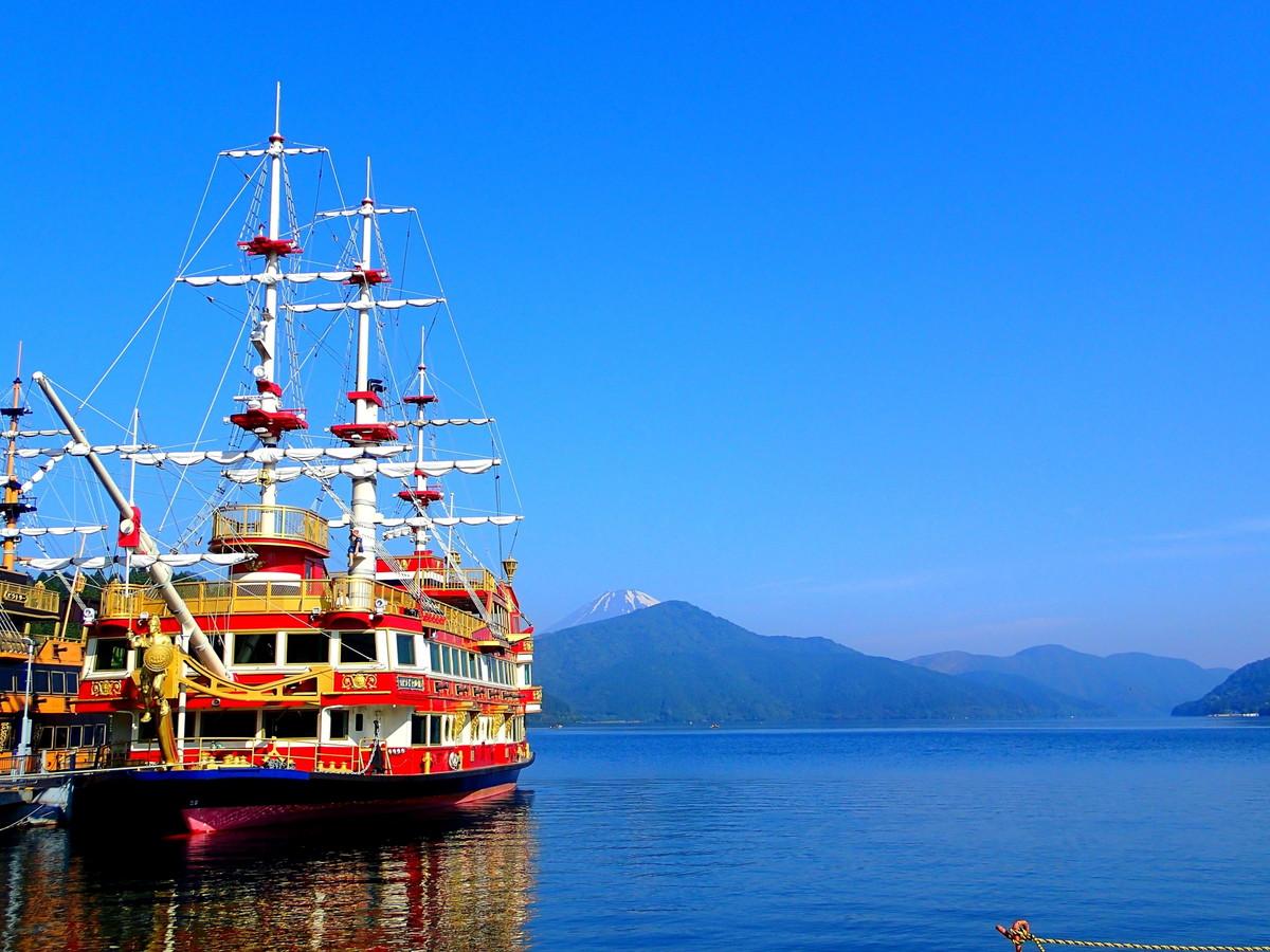 10芦ノ湖