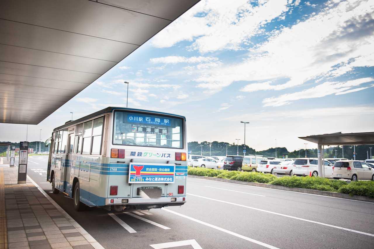 茨城空港_バス_1