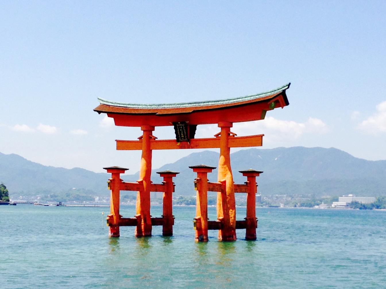 世界遺産、厳島神社の楽しみ方と見どころをご紹介!   エア ...