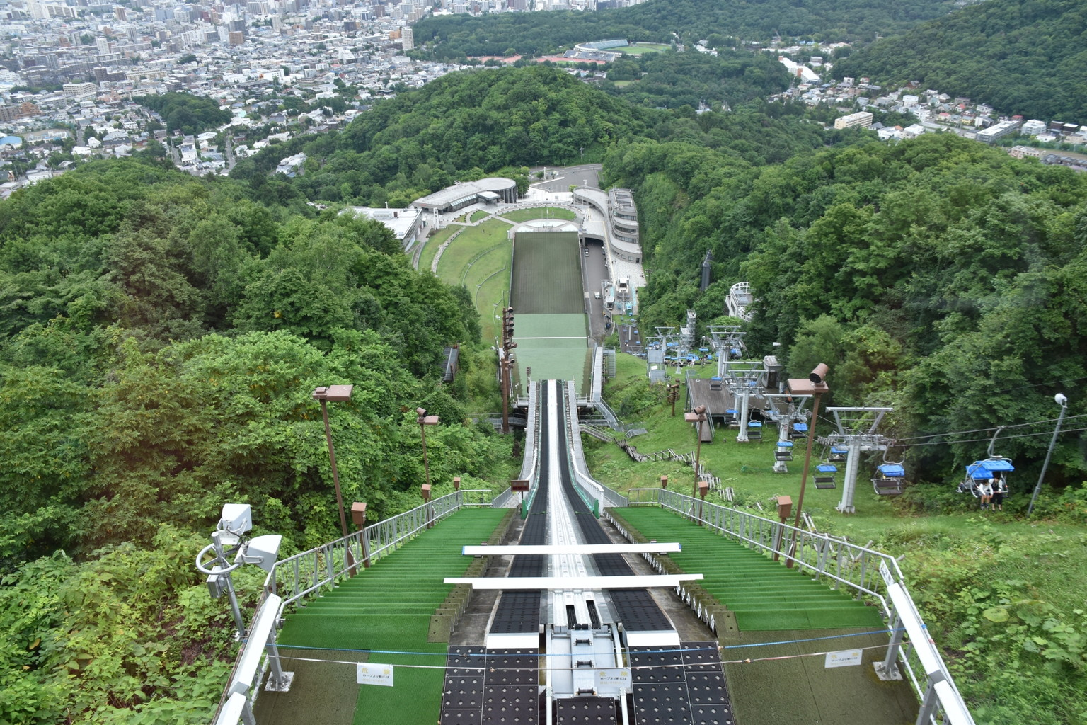 08札幌大倉山展望台