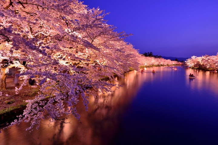 弘前公園(青森県)