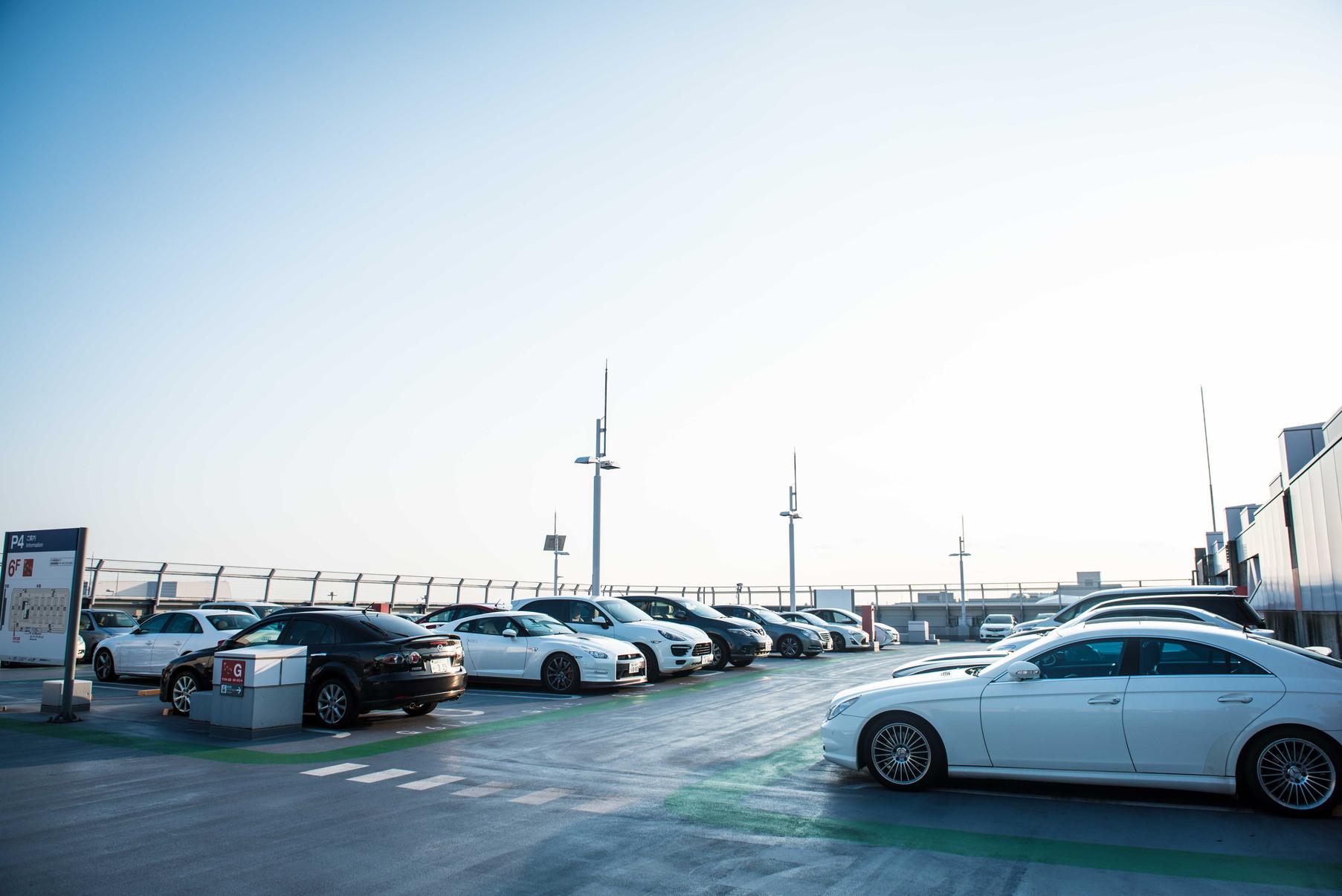 羽田空港駐車場1