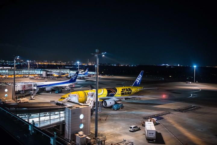 羽田空港夜景2