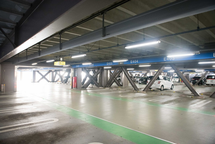 羽田空港駐車場6