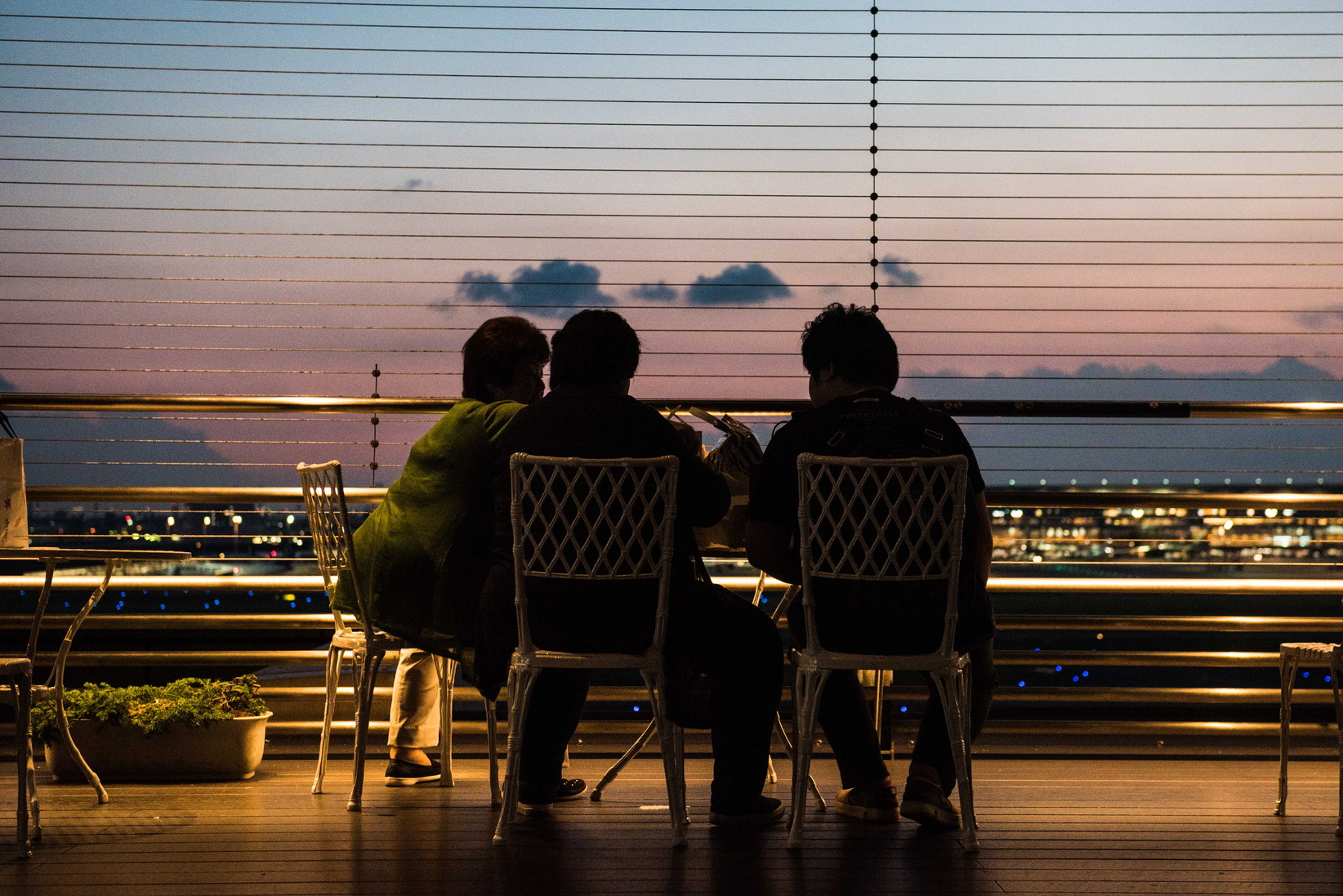 羽田空港夜景1