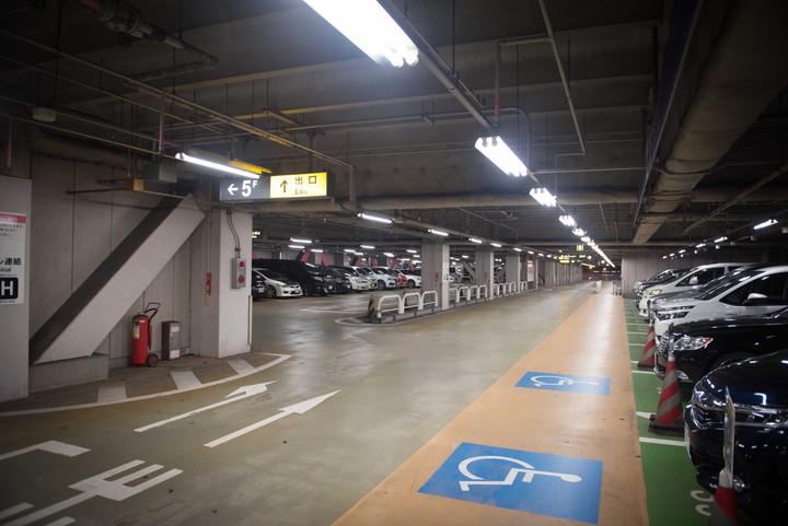 羽田空港駐車場2