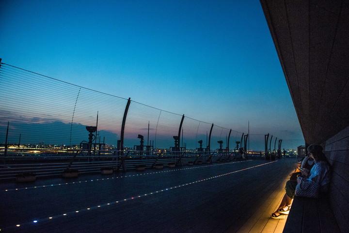 羽田空港夜景5