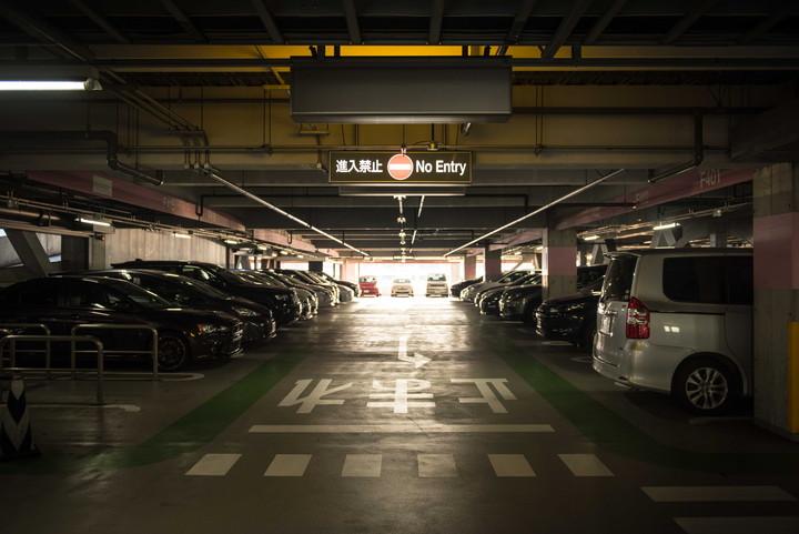 羽田空港駐車場9