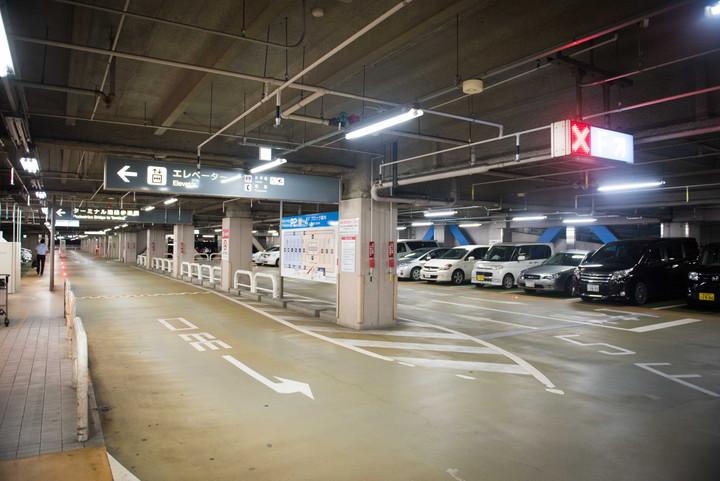 羽田空港駐車場4