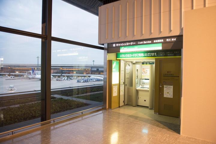 成田空港第1旅客ターミナルATM3