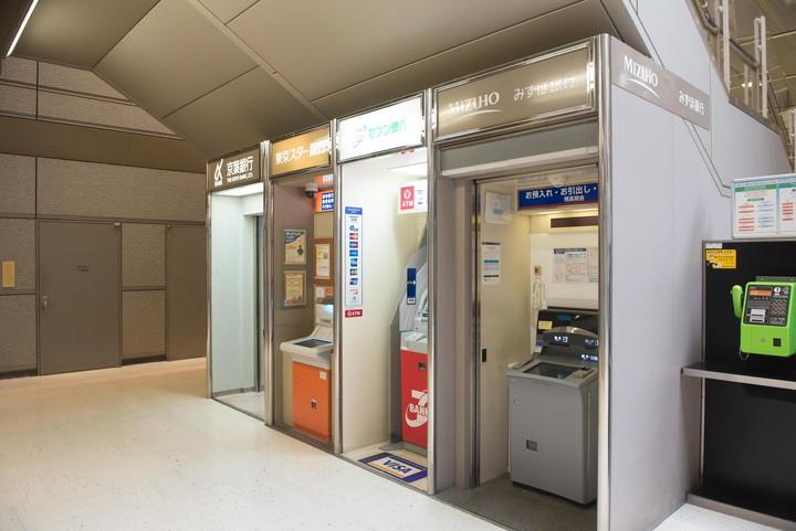 成田空港第2旅客ターミナルATM6