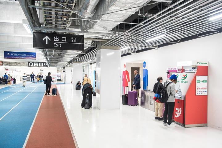 成田空港第3旅客ターミナルATM1