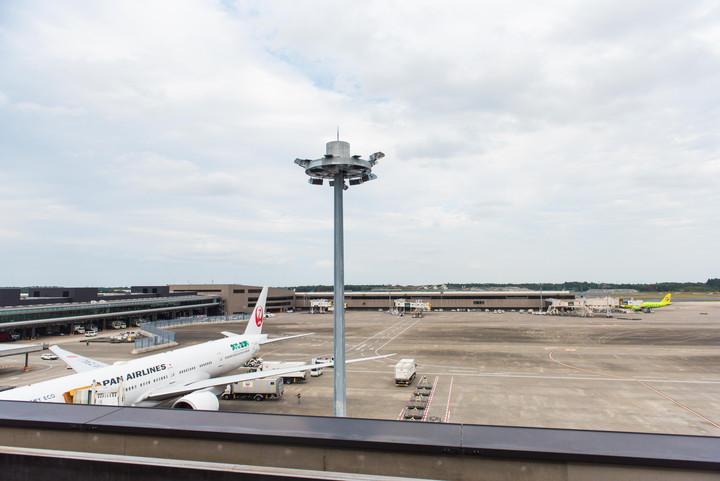 成田空港展望デッキ15