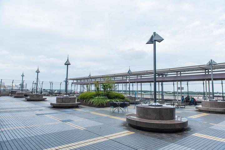 成田空港展望デッキ16