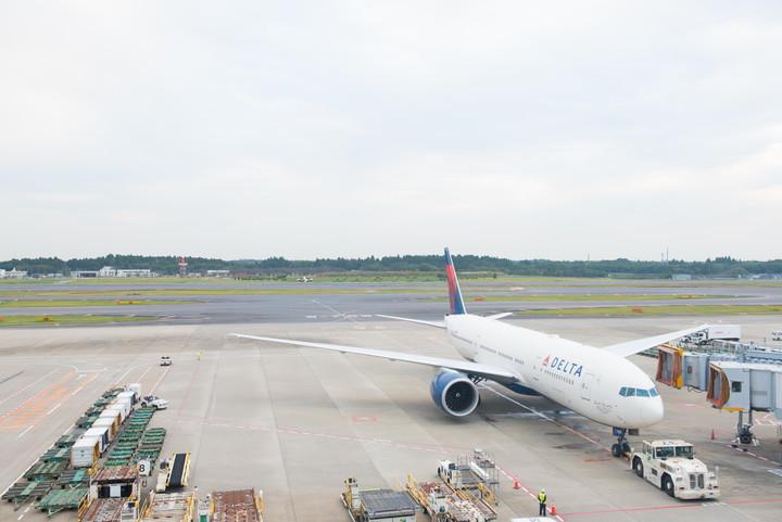 成田空港展望デッキ8