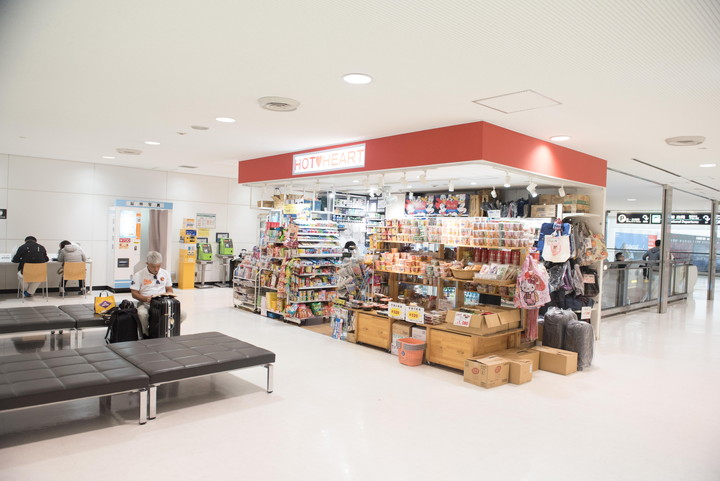 成田空港第2旅客ターミナルコンビニ3