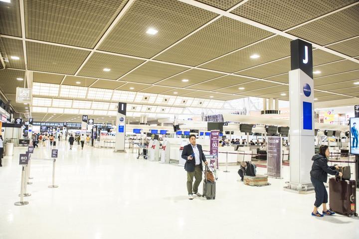 成田空港展望デッキ11