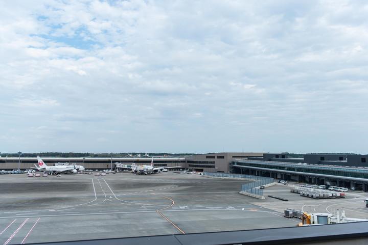 成田空港展望デッキ17