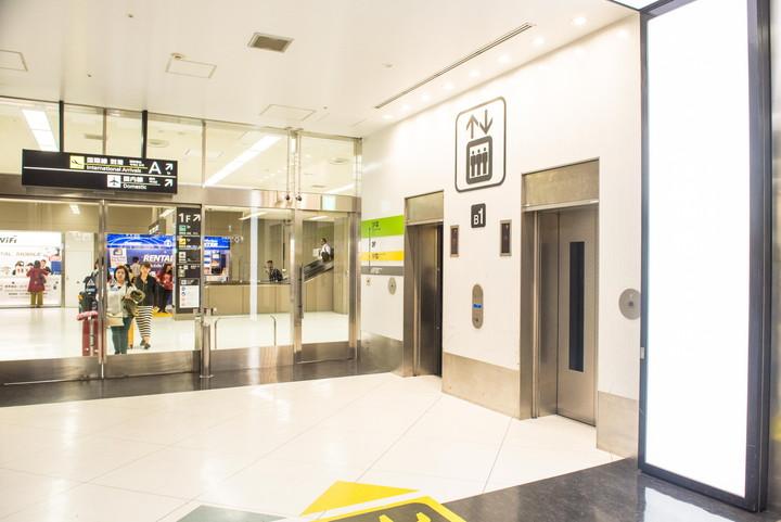 成田空港展望デッキ10