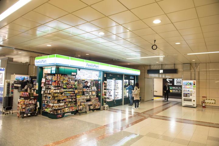 成田空港第1旅客ターミナルコンビニ1